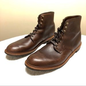 Allen Edmonds Higgins Mill Chromexcel 15D